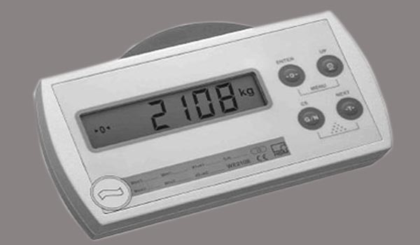 индикатори за везни WE 2108